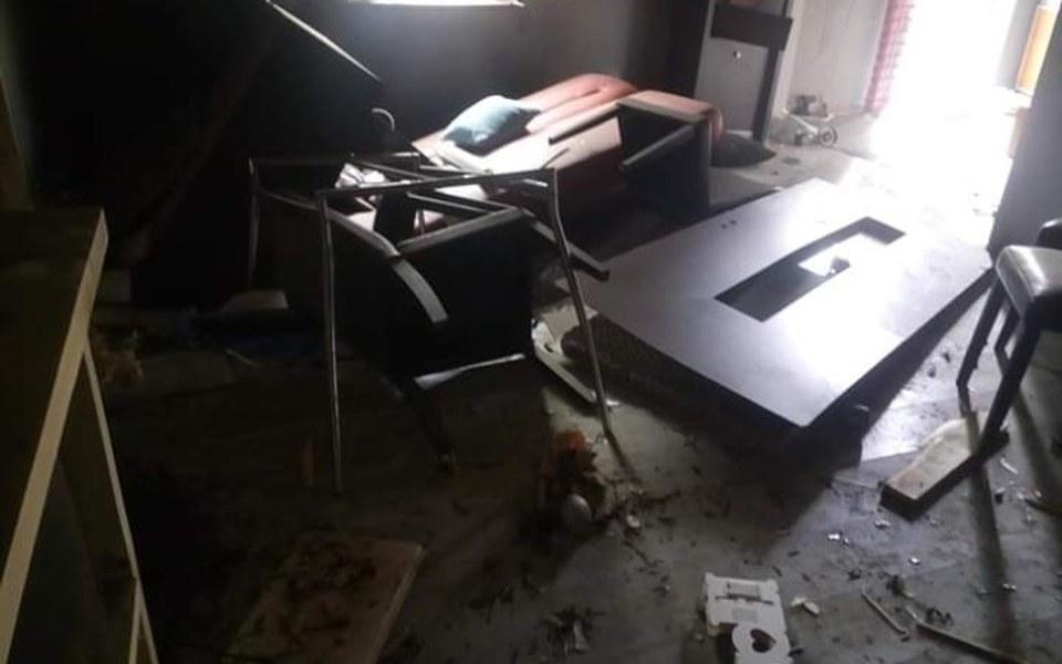 Zbiórka Odbudowa po wybuchu i pożarze - zdjęcie główne