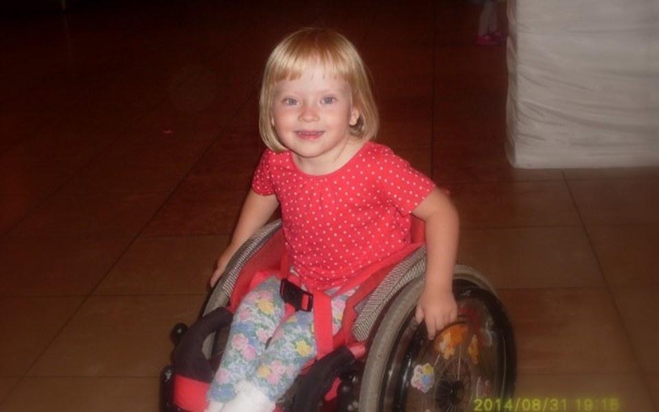 Zbiórka Wózek dla Emilki - zdjęcie główne