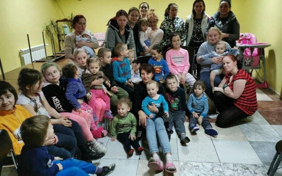 Zbiórka Samotne Matki w Policach - zdjęcie główne