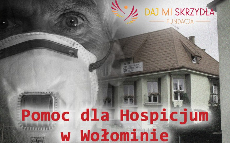 Zbiórka Pomoc dla Hospicjum w Wołominie - zdjęcie główne