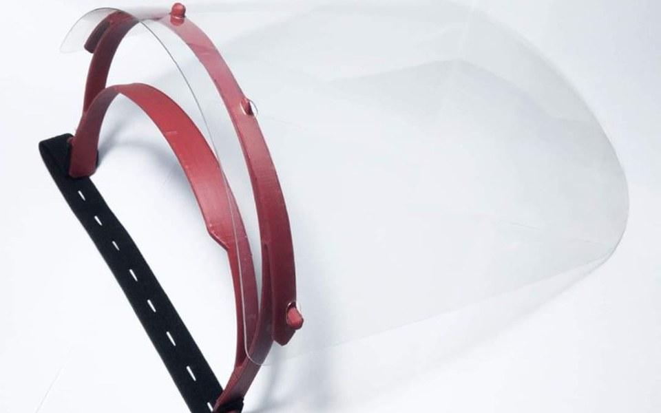 Zbiórka Filament na przyłbice - zdjęcie główne