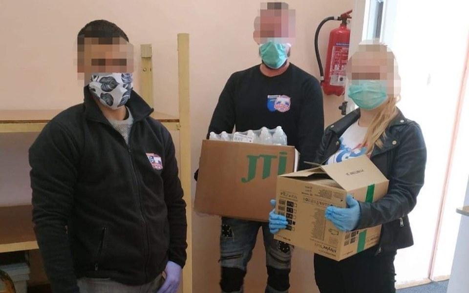 Zbiórka Pomoc dla placówek medycznych LC - zdjęcie główne