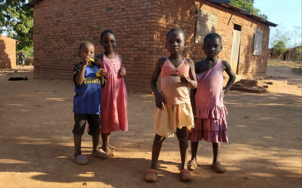 Zbiórka dla dzieci w Malawi i KONTENER - zdjęcie główne
