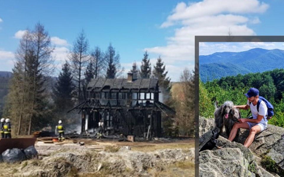 Zbiórka Odbudujmy Tomkowi dom po pożarze - zdjęcie główne