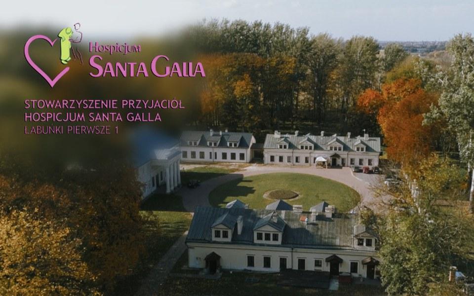 Zbiórka Pomoc dla Hospicjum Santa Galla - zdjęcie główne