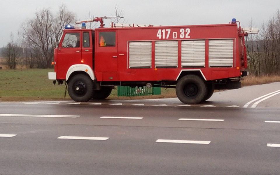 Zbiórka Nowy wóz dla OSP Łubin Kościelny - zdjęcie główne