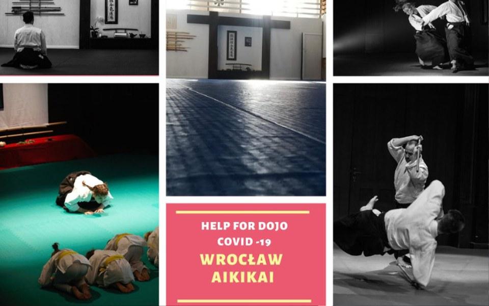 Zbiórka Help for Dojo, COVID - 19 - zdjęcie główne