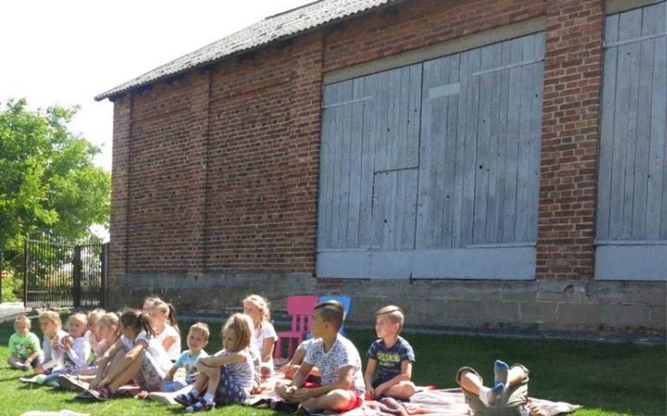 Zbiórka Punkt przedszkolny w Sercówce - zdjęcie główne
