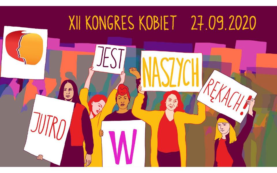 Zbiórka Organizacja XII Kongresu Kobiet - zdjęcie główne