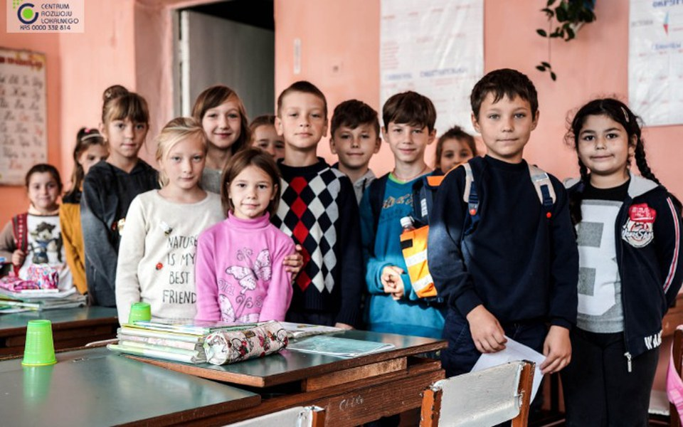 Zbiórka Remont szkoły w Mołdawii - zdjęcie główne