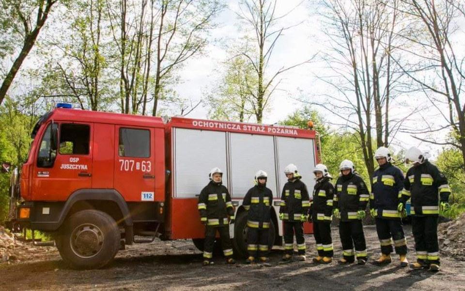 Zbiórka Nowy Wóz O.S.P JUSZCZYNA - zdjęcie główne