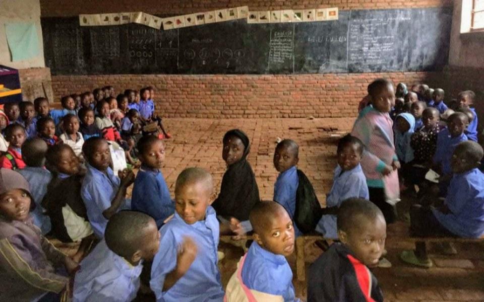 Zbiórka Budujemy przedszkole w Rwandzie - zdjęcie główne