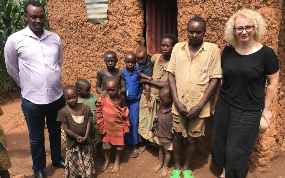 Zbiórka Pomoc dla Rwandy - zdjęcie główne