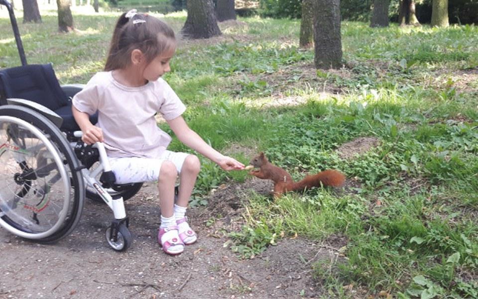 Zbiórka Maja Choromańska leczenie - zdjęcie główne