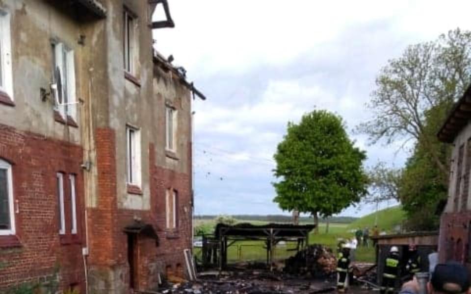 Zbiórka Pożar zniszczył ich marzenia - zdjęcie główne
