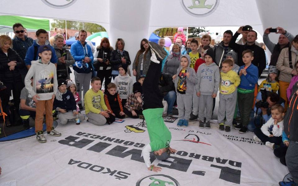 Zbiórka Zawody taneczne dla dzieci - zdjęcie główne