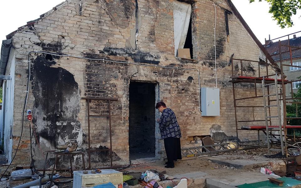 Zbiórka Odbudowa domu pogorzelców - zdjęcie główne