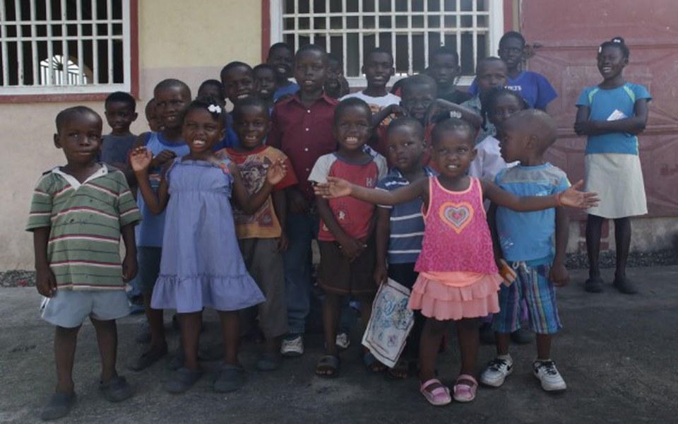 Zbiórka Dzieci HAITI - zdjęcie główne