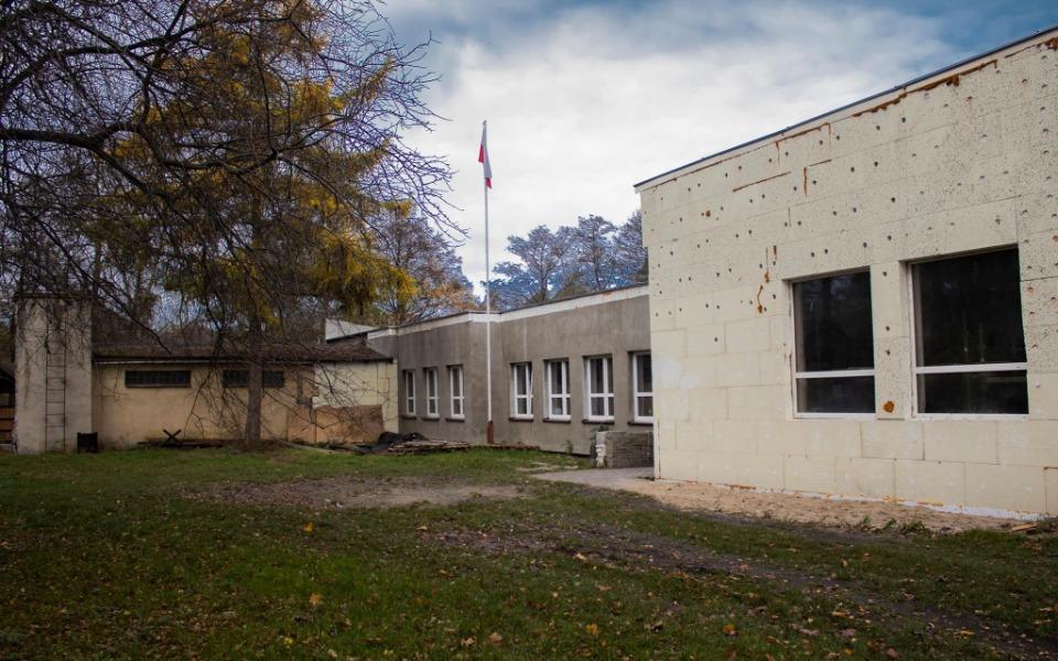 Zbiórka REMONT Stanicy ZHP Starogard Gd. - zdjęcie główne