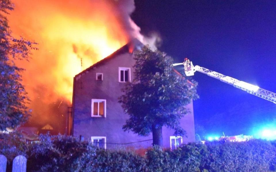 Zbiórka Pożar zabrał dom samotnemu ojcu - zdjęcie główne