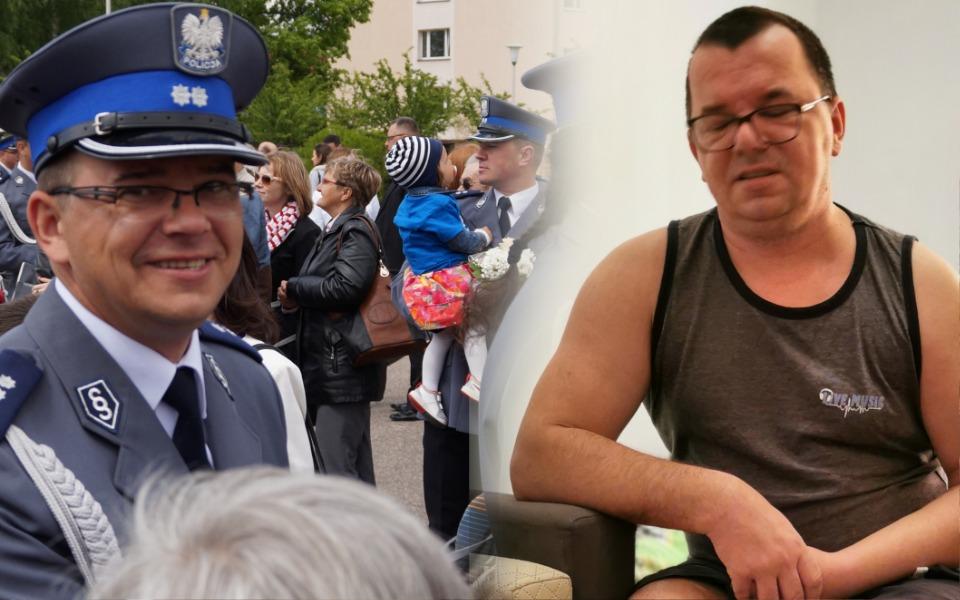 Zbiórka Pomoc dla policjanta Andrzeja - zdjęcie główne