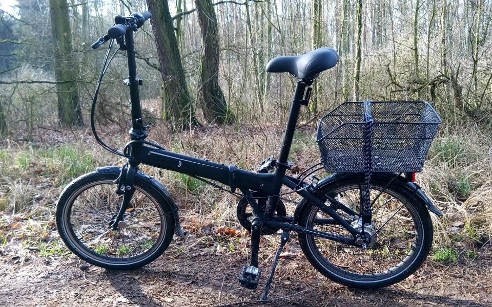 Zbiórka Leśny rower Składak dla Gości - zdjęcie główne