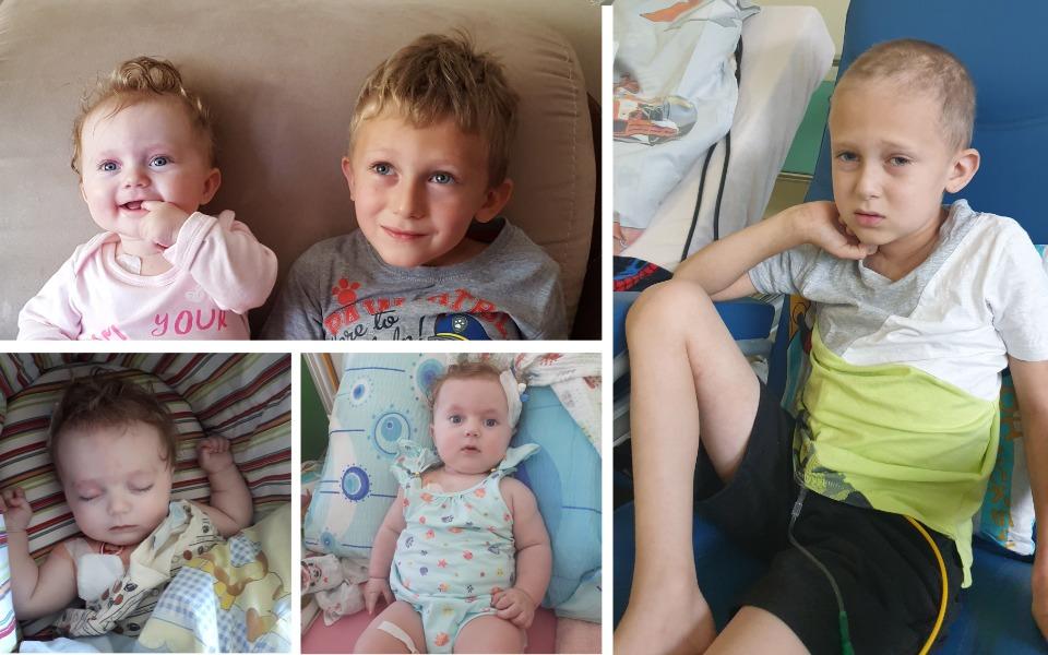 Zbiórka Rodzeństwo walczy z nowotworem - zdjęcie główne