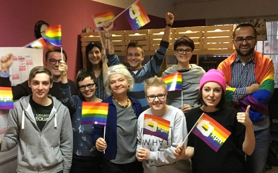 Zbiórka Misja do ONZ: prawda o LGBT w PL - zdjęcie główne