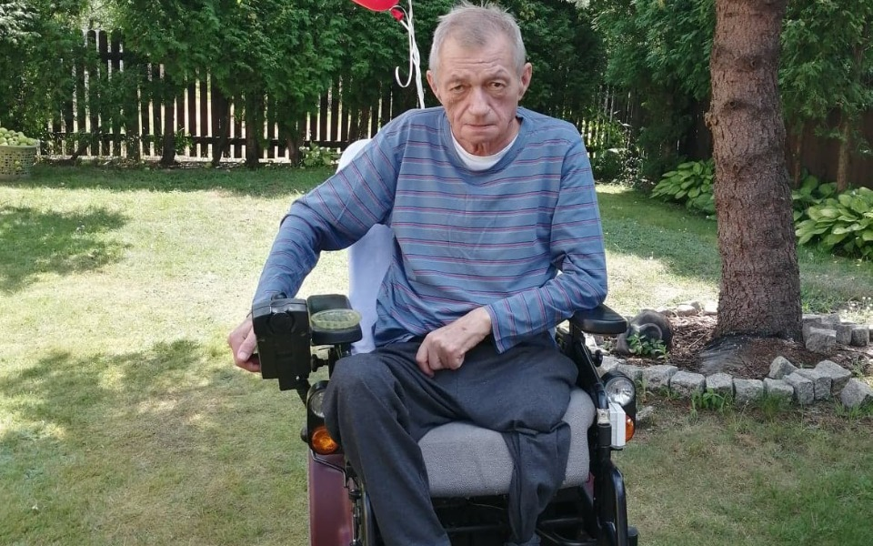 Zbiórka Wózek inwalidzki dla Lucjana - zdjęcie główne