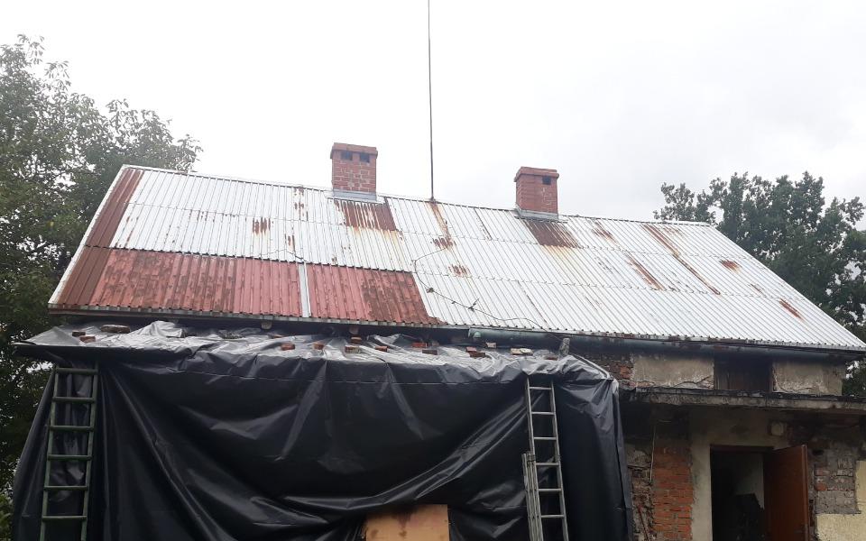 Zbiórka Remont i ocieplenie dachu - zdjęcie główne