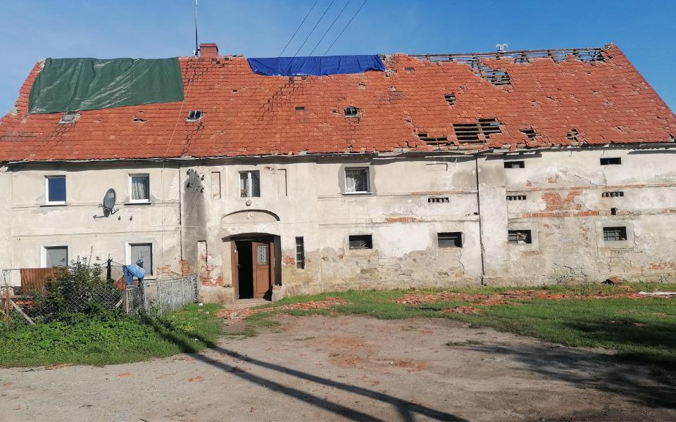 Zbiórka Odbudujmy dom rodziny Kurków - zdjęcie główne