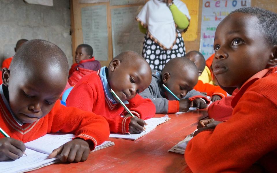 Zbiórka Dzieci chcą się uczyć - pomóż - zdjęcie główne