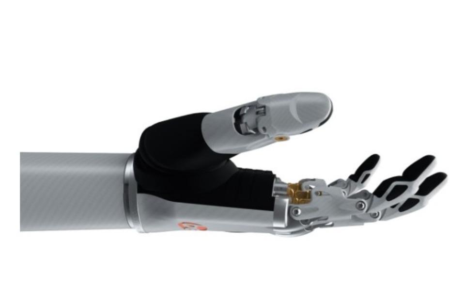 Zbiórka Proteza lewej ręki - zdjęcie główne