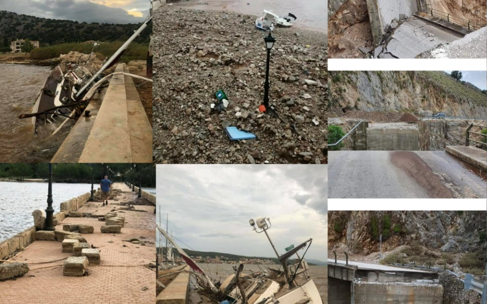 Zbiórka Polacy dla Kefalonii cyklon - zdjęcie główne