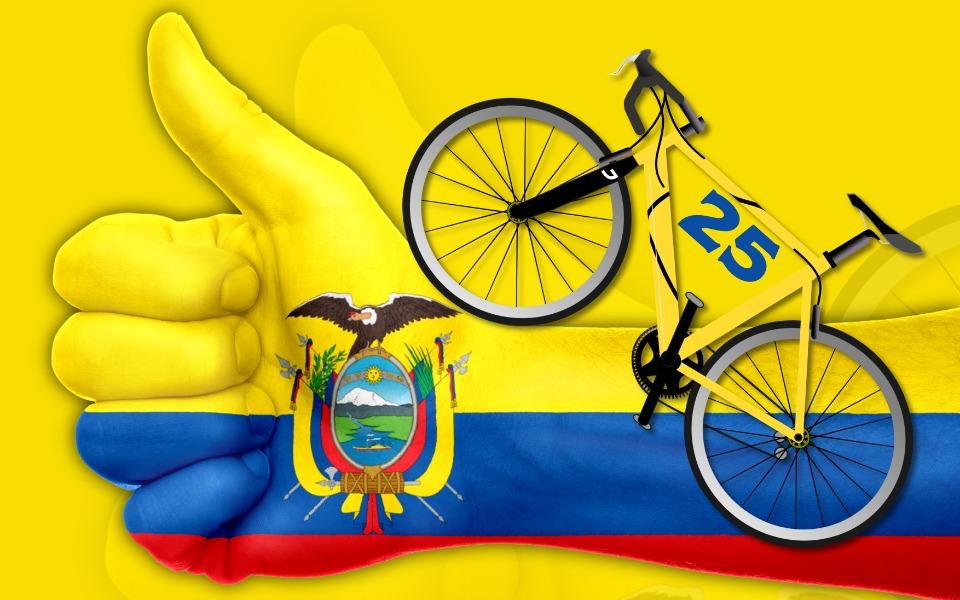 Zbiórka 25 rowerów na 25-lecie misji - zdjęcie główne