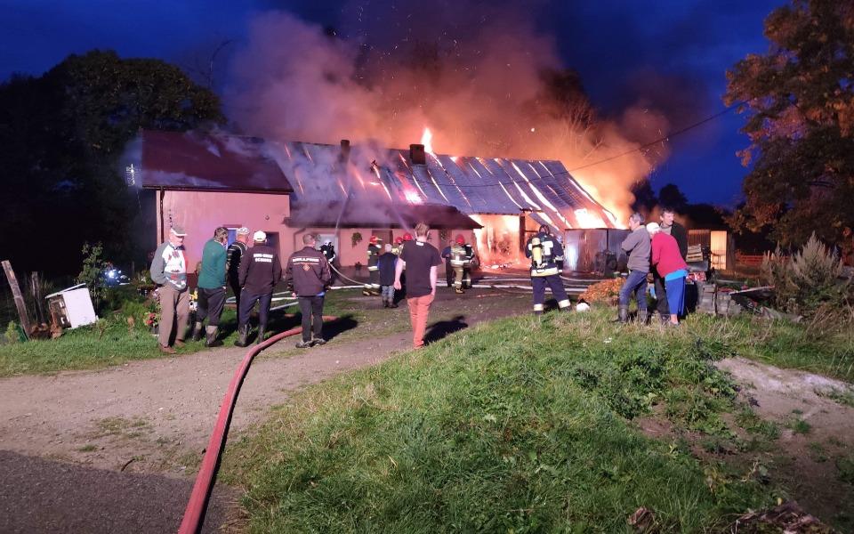 Zbiórka Pomóżmy rodzinie po pożarze. - zdjęcie główne