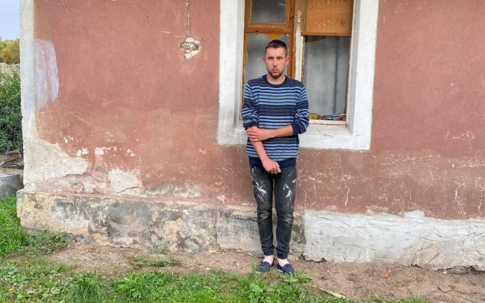 Zbiórka Na remont domu Piotra i na życie - zdjęcie główne