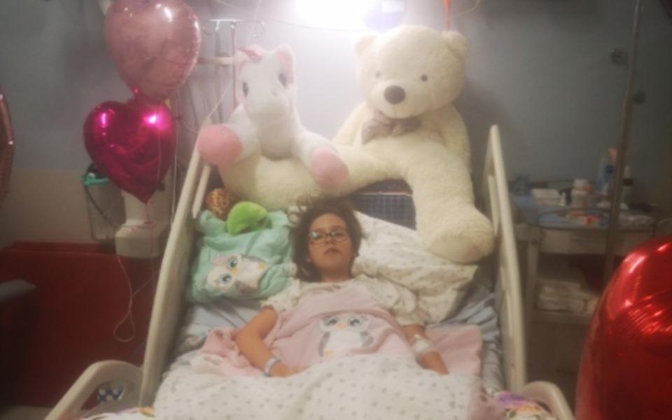 Zbiórka Rehabilitacja dla Martynki B.. - zdjęcie główne