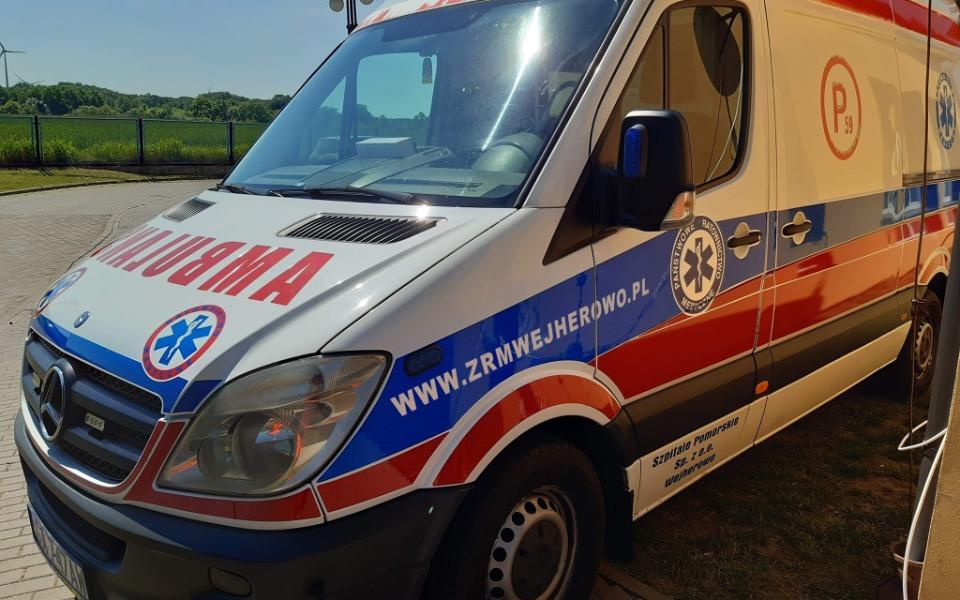 Zbiórka Dla Ratowników z Wejherowa - zdjęcie główne