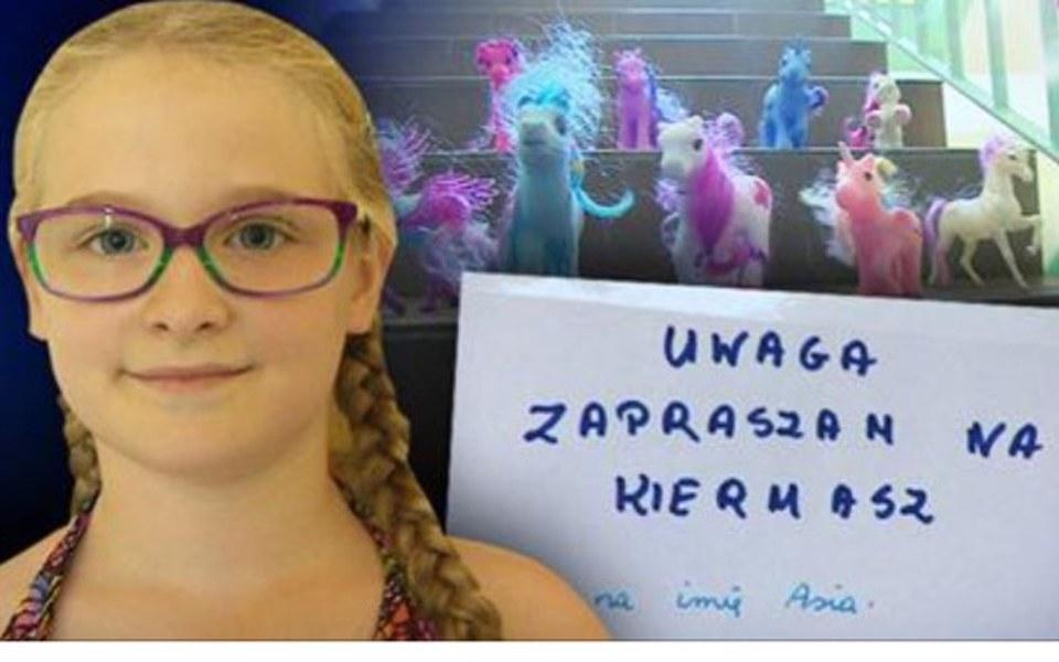Zbiórka Ta 8-latka poruszyła serca wielu - zdjęcie główne