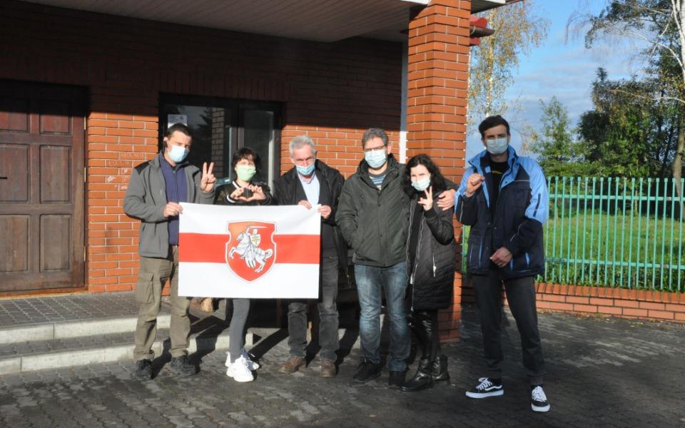 Zbiórka pomoc uchodźcom z Białorusi - zdjęcie główne