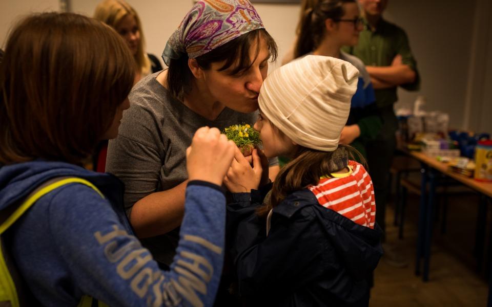 Zbiórka Pomóżmy Dzieciom z Dworca Brześć - zdjęcie główne