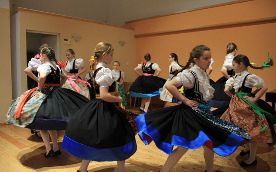 Zbiórka Kończaneczki- warsztaty taneczne - zdjęcie główne