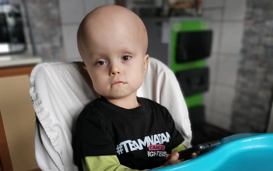 Zbiórka Natan kontra nowotwór mózgu - zdjęcie główne