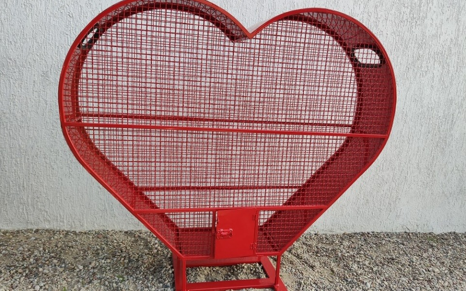 Zbiórka Nakrętkowe serce - zdjęcie główne