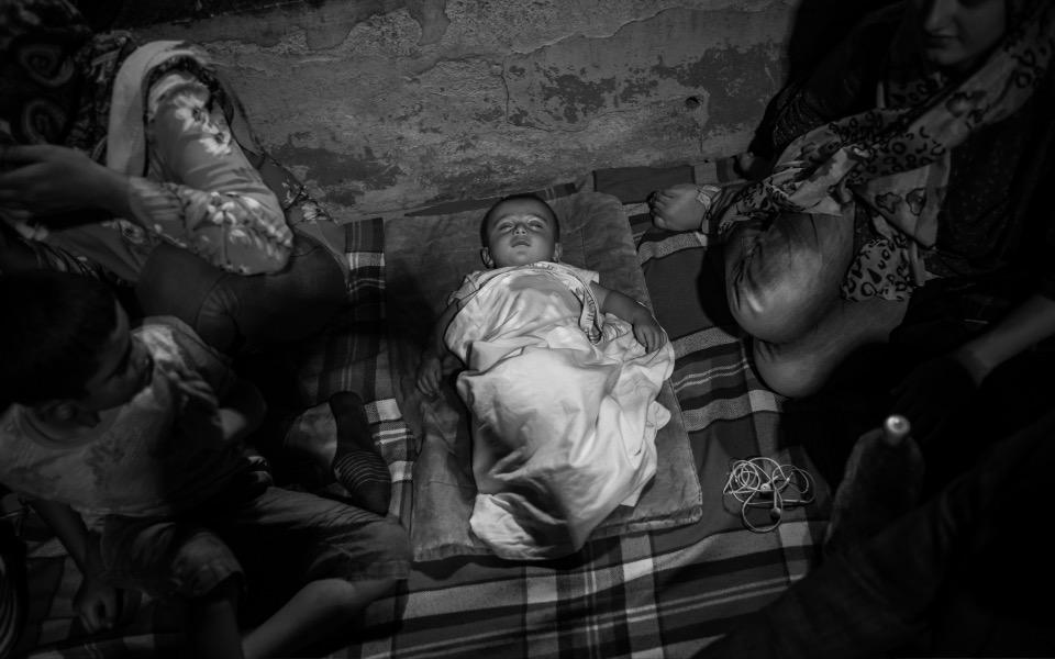 Zbiórka Pomoc rodzinom na Lesbos - zdjęcie główne