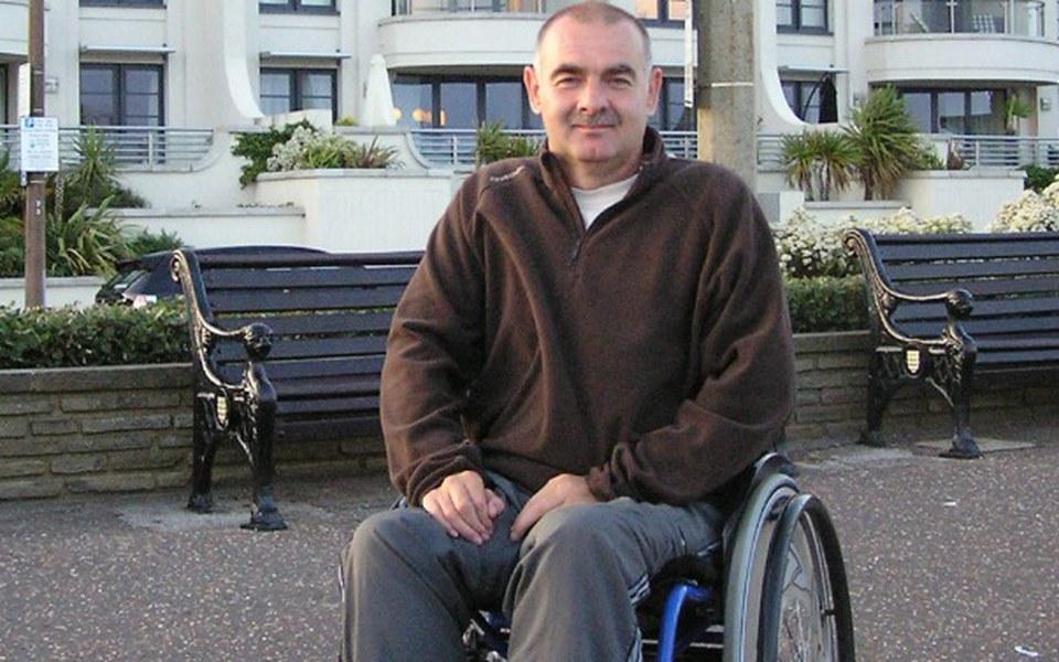 Zbiórka Wózek inwalidzki, Rehabilitacja - zdjęcie główne