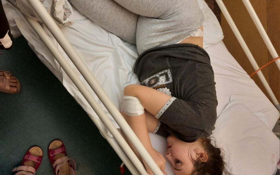 Zbiórka Po operacji ....wygodny materac - zdjęcie główne