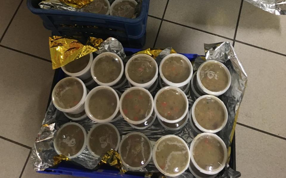 Zbiórka Zupa na Głównym - zdjęcie główne