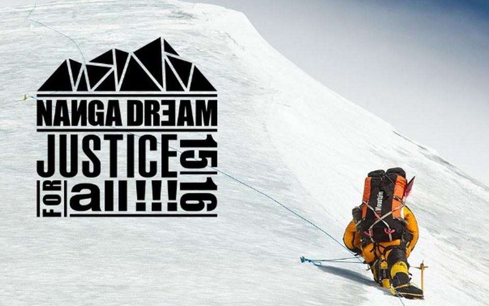 Zbiórka Nanga Dream Justice For All - zdjęcie główne